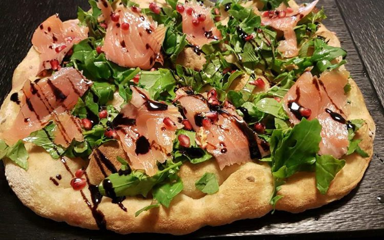 Cult Pizza Gourmet Salmone